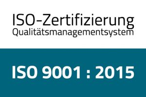 Wagner GmbH | ISO 9001 : 2015